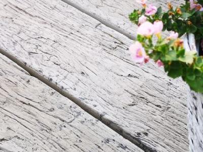 Taras drewniany 10
