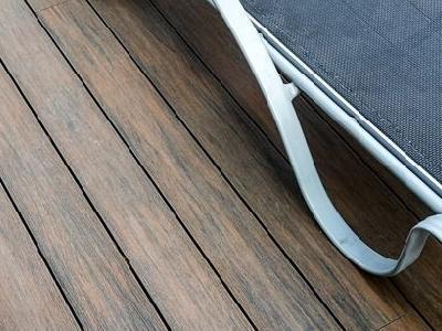 Taras drewniany 12