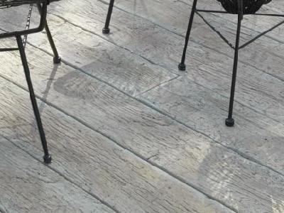 Taras drewniany 4